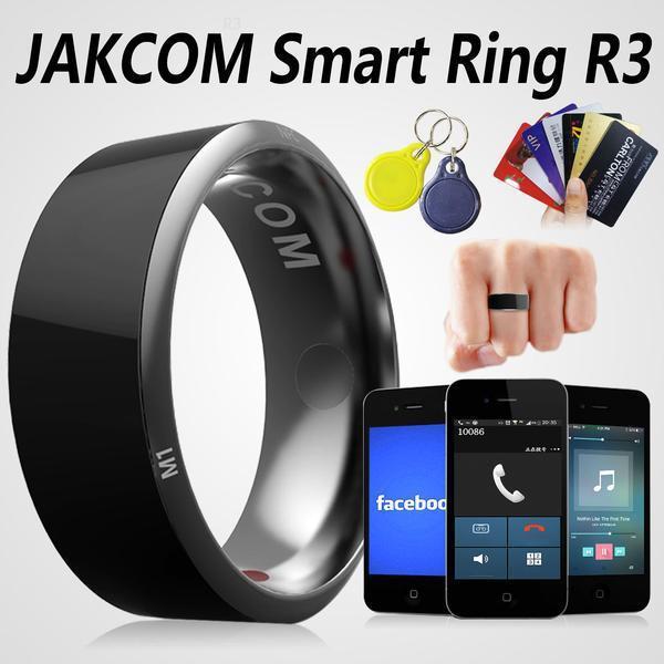 JAKCOM R3 inteligente Anel Hot Sale no Smart Home Security System como a cor ePaper cartão de memória de exibição bala de vidro