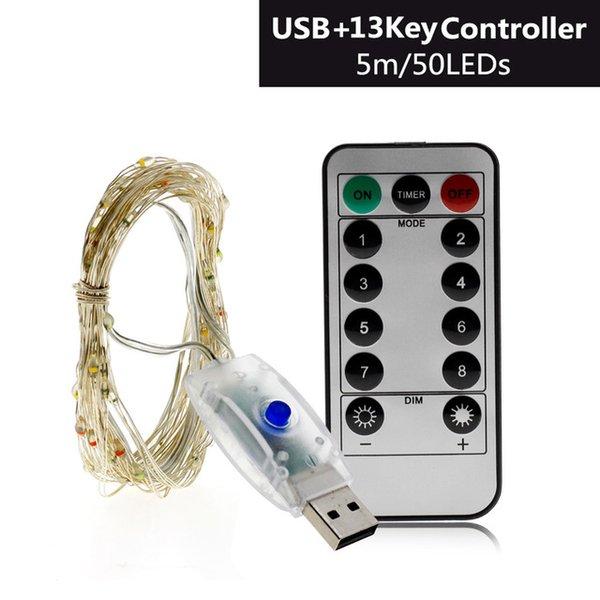 8 Modi USB 50LED