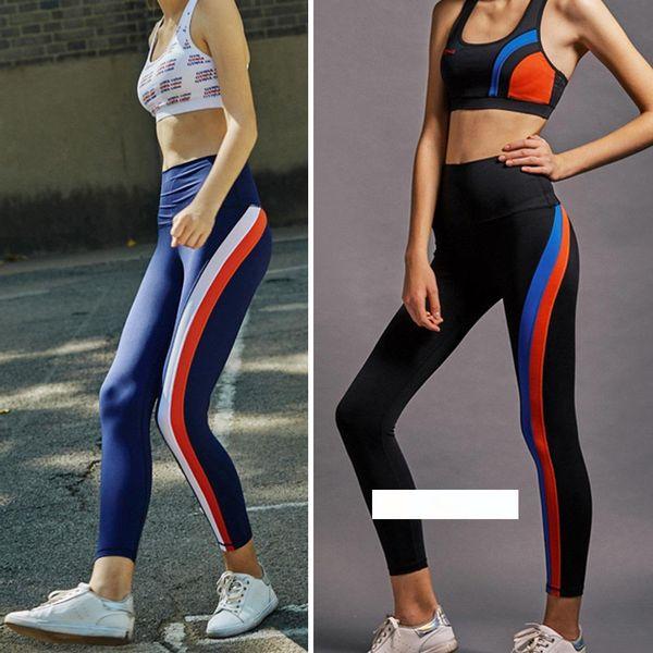 Collants running femme sport Leggings sport longueur cheville pantalon Pantalon Yoga Fitness Compression Sexy leggings Yoga Gym