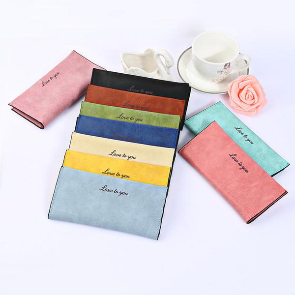 2019 yüksek kaliteli orijinal deri klasik cüzdan moda deri uzun cüzdan fermuar çanta sikke