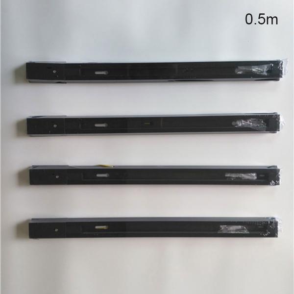 4 adet 0.5m siyah parça