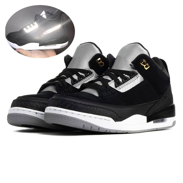 B2 3M Reflective Static TINKER SP BLACK