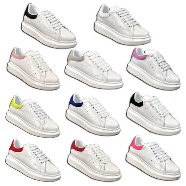 2019 luxo preto branco presto triplo melhor designer sapatos casuais reflexivo 3 m plataforma de couro mulher homem tênis esportivos