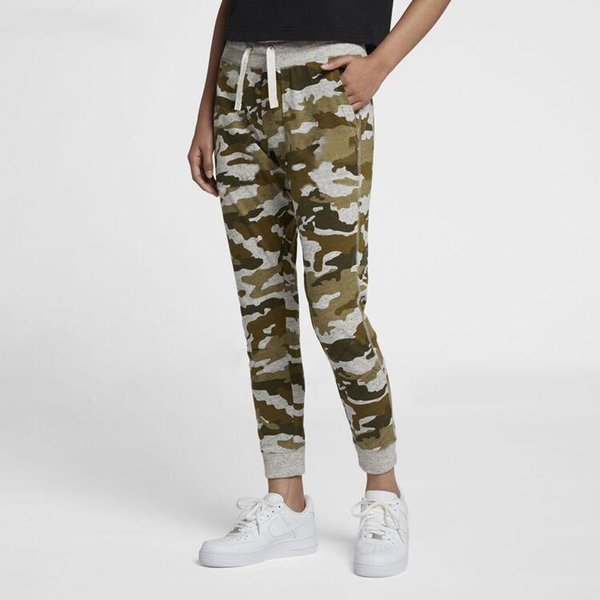 2019 Designer Leggings Brand Pants for Women Camouflage Long sportwear Jogging Joggers Womens Sports Long Pants M-3XL