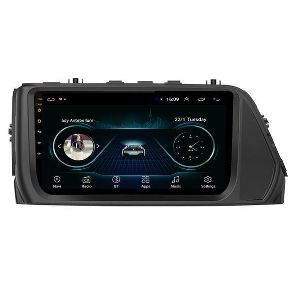bluetooth di alta qualità Android auto mp3 mp4 musica HD1080 mappa gratuita di navigazione GPS bella carta da parati per Hyundai Verna 2018 9inch