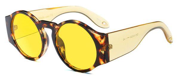 Colore lenti: giallo colorato
