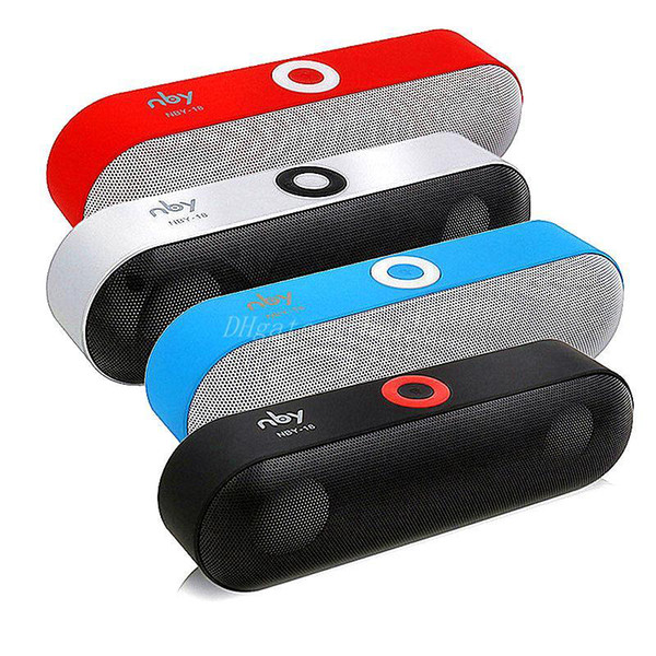Wireless Bluetooth Mini Speaker Outdoor Portable Stereo Speaker Support TF Card AUX Computer Mobile Music Player Free Shipping