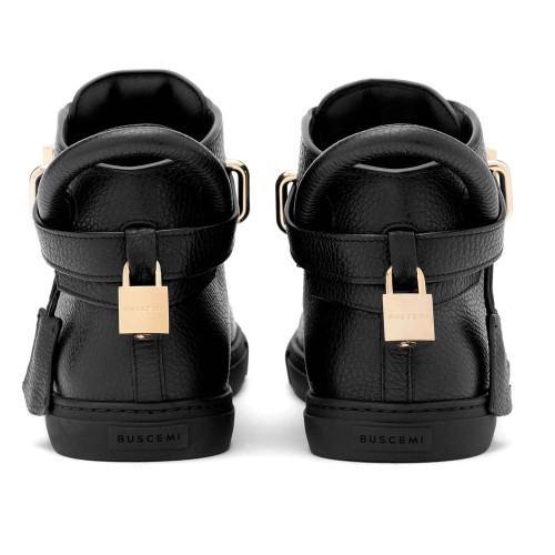 Diseñador de lujo marca zapatillas de deporte superior de piel de vaca moda para hombre zapatos planos ocasionales cómodos zapatos altos zapatos de bloqueo rojo / negro / blanco SA2