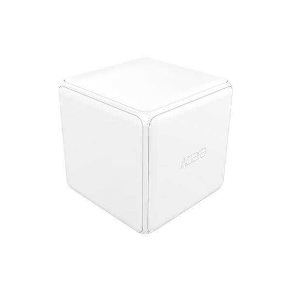 Aqara Magic-Cbe Controller Versión de Zigbee controlada por seis acciones para dispositivos domésticos inteligentes Trabaja con la aplicación Mijia Home