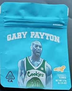Borsa per biscotti Gary Payton