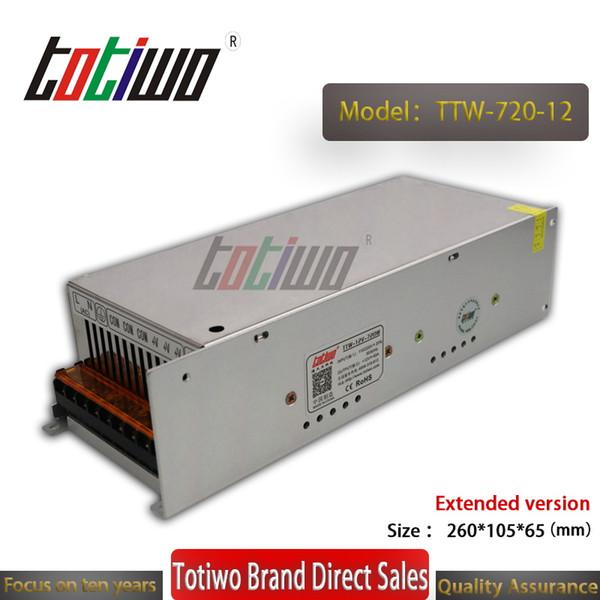 CA ao interruptor de alimentação industrial de DC 12V 720W 18V 24V 36V 48V 500W 600W 800W 1000W transformador de poder da fonte de alimentação do diodo emissor de luz de Watt de 1500W 1500W