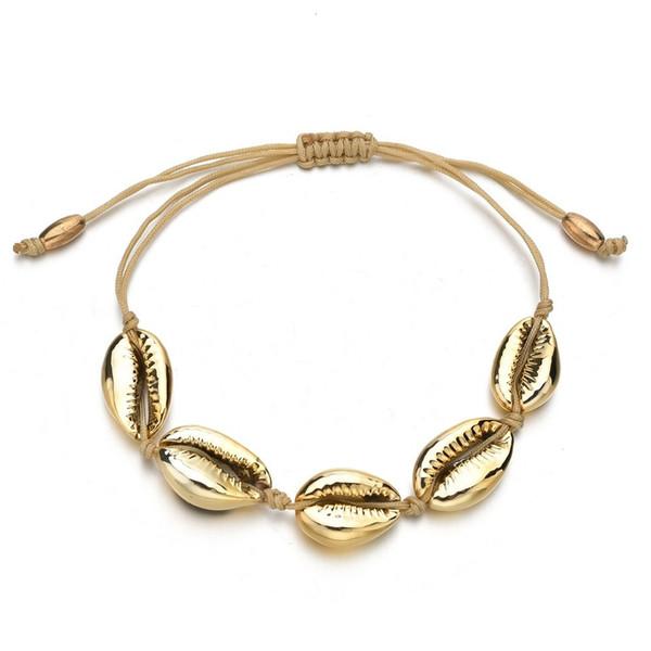 Popular Hand Decorate Bracelet Electroplate Natural Shell Bracelet Concise Bracelet pearl earrings, piercing,Pandora charms,summer sundress women,shell jewelry,abalone shell jewelry,sea shell jewelry,shell jewelry set,shell jewelry diy,cowrie shell jewelry,conch shell jewelry,women shell jewelry sets