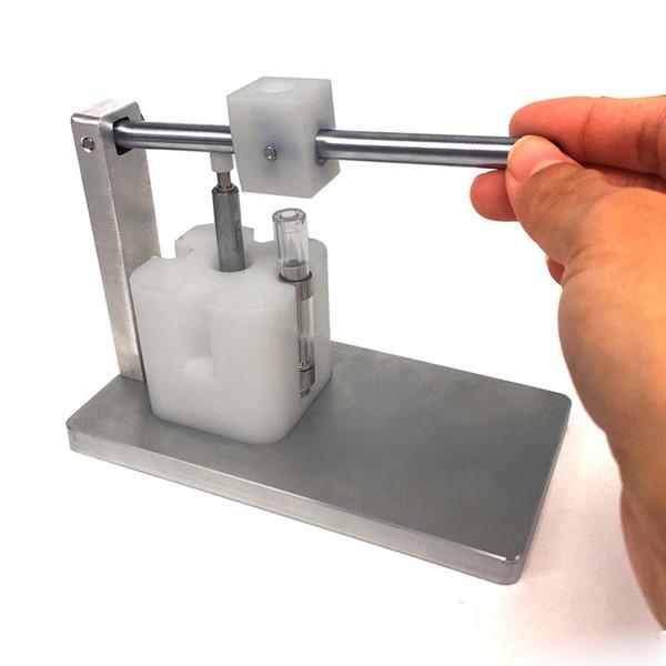 Machine de pressage pour compresseur manuel portatif de cartouches de dank vapes Mank