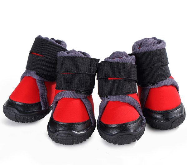 Heat Sell Pets Articles Pets Shoe Small In Large Dog Outdoor Sport Mountaineering Non-slip Dog Shoes