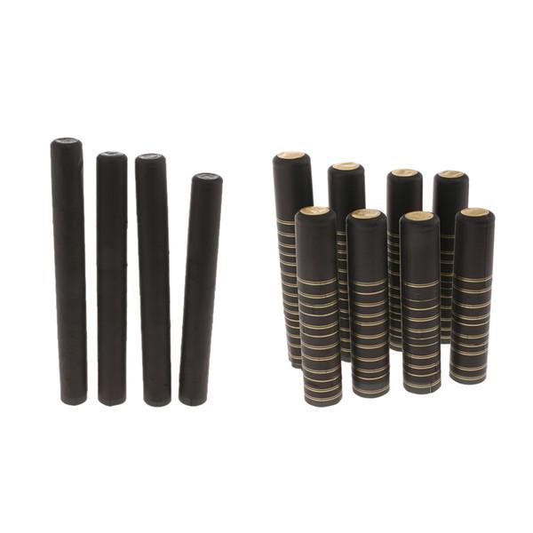 top popular 200 Pcs PVC Heat Shrink Capsules for Wine Making - Easy Seal, 32mm Dia. Black 2021