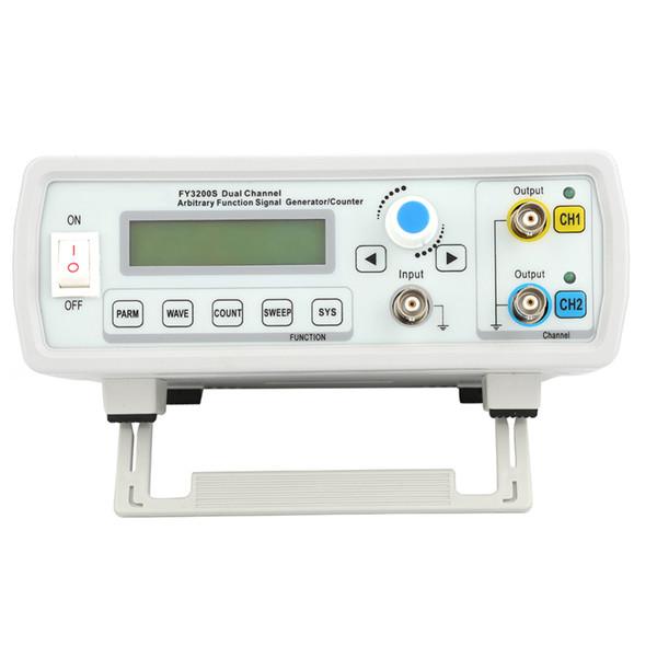 1 Set Signal Generator FY3200S AC85-260V Digital DDS Dual-channel Arbitrary Function Signal Generator DDS Module