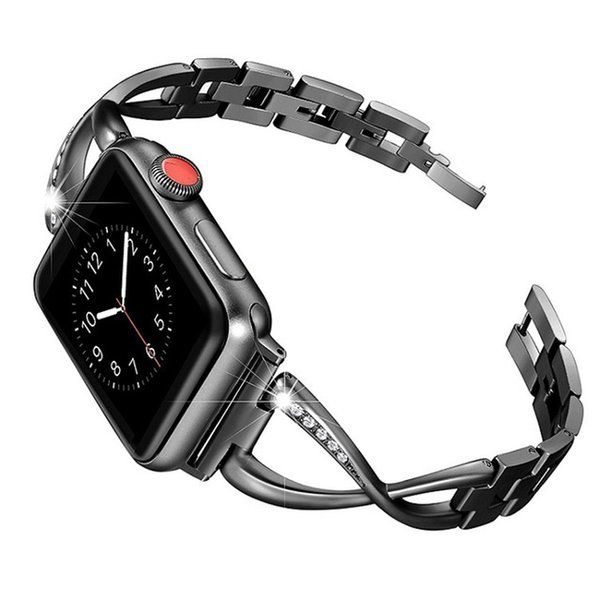 Band Color:Black&Band Width:38mm