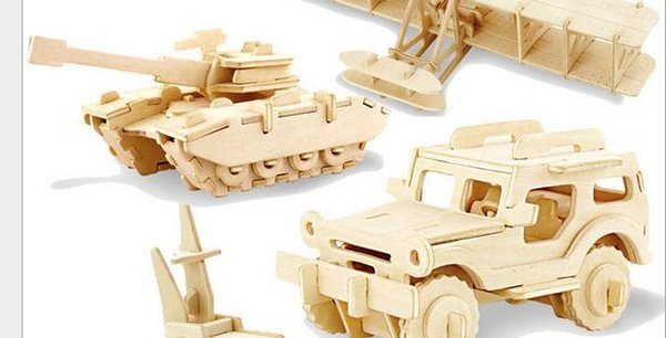 Ensamblaje Rompecabezas En Niños Preescolar MaderaA20 11 Del El Para Juguetes Tridimensional Bricolaje Modelo Compre Edad De vnwNm80