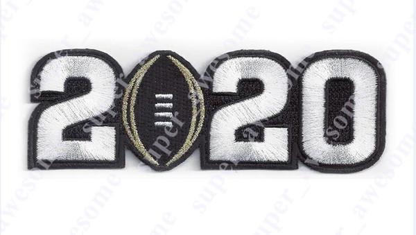 Add 2020White Championship Patch