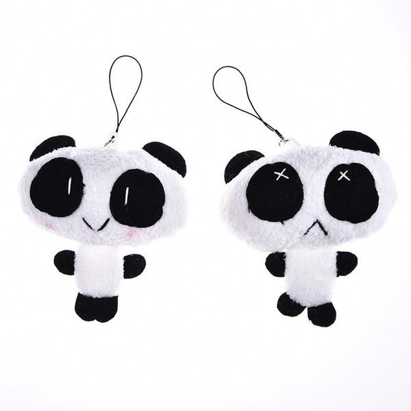 Cute Panda Shape Plush Pendant Plush Toys for Children Bunny Sleeping Bear Stuffed &Plush Animal Baby Toys for Infants