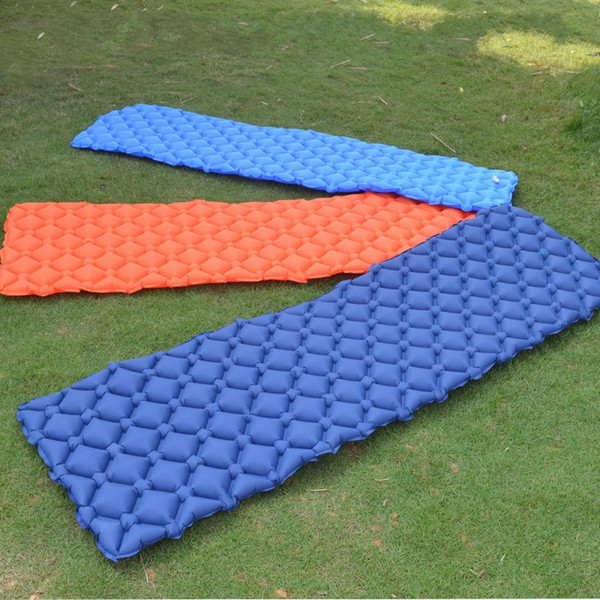 DIY Camp Outdoor Pads Nylon Composite TPU Inflatable Cushion Air Leakage Prevention Waterproof Anti Ligation Moisture Proof Hot Sale 80hcI1