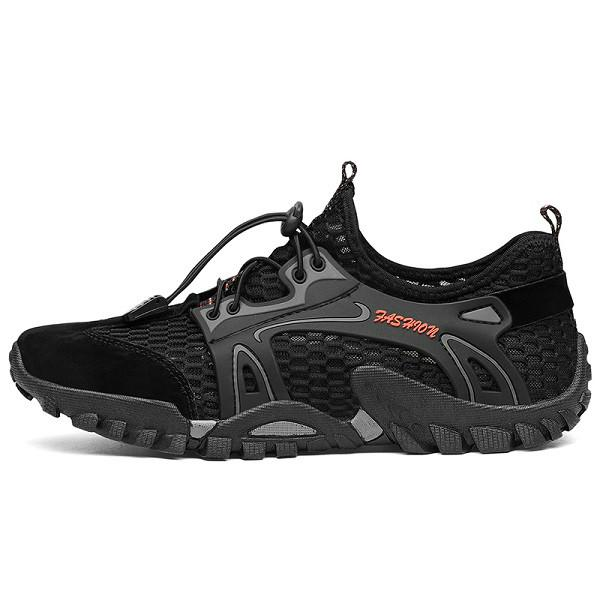 professional Sneakers Outdoor Sport shoes Hiking Shoes Men Trekking Mountain Climbing Anti-skid Off-road Summer Breathable ds