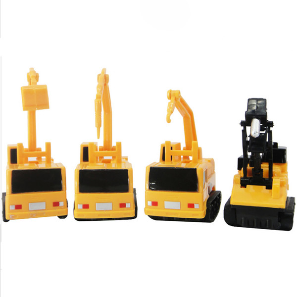 Magie mini stift induktive spielzeugauto bagger modell folgen alle zeichnen linien spielzeug für kinder geschenk