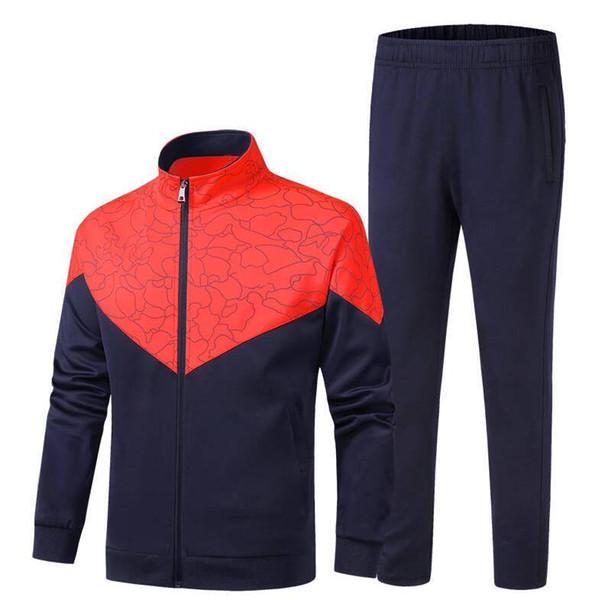 2020 dos homens do desenhista Fatos outono ternos Marca pista com letras de alta qualidade dos homens Fatos Primavera Mens Streetwear 3 cores