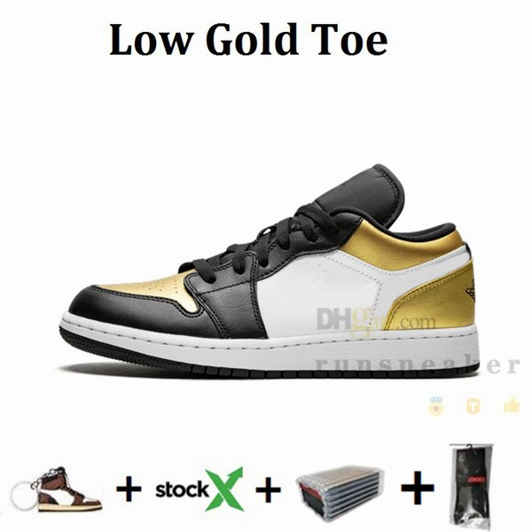 1s-Low Gold Toe