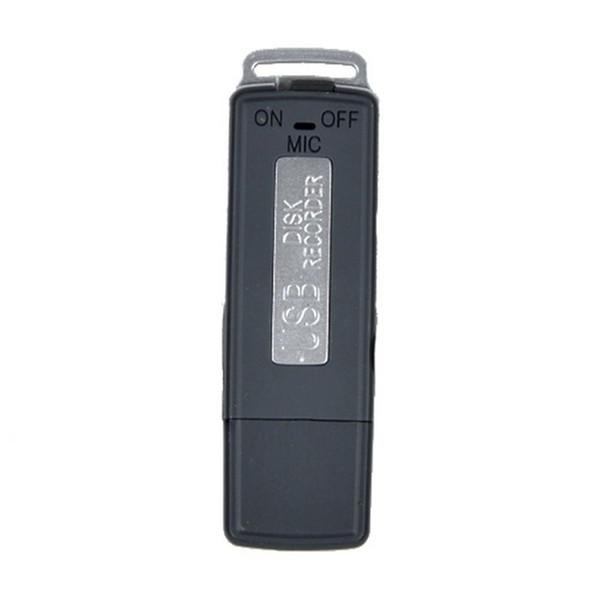 SK-868 8 GB USB Flash Sürücü Mini Taşınabilir Dijital Ses Kaydedici usb Disk Ses Kaydedici