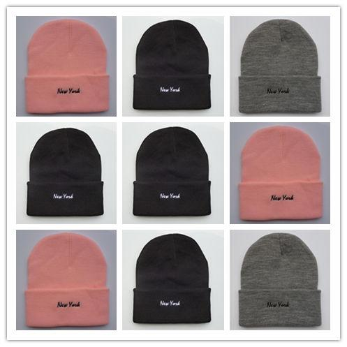 Top Quality New York Knits Hats Sport Beanies With Women polo Knit Hat Skullies Warm Rangers Winter Hats Pom Pom Beanie