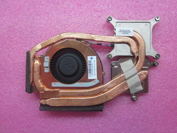 Nuovo / Orig Lenovo ThinkPad W530 Ventola dissipatore di calore CPU indipendente 04W3626 04W3627