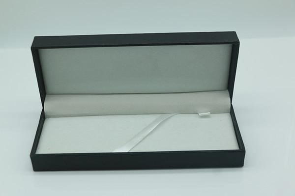 High Quality Black Plastic-resin Pen Box Suit For mb Fountain Pen/Ballpoint Pen/Roller Ball Pens Pencil Case
