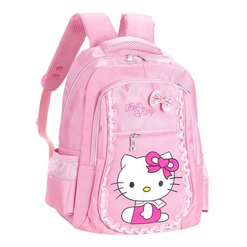 Pink A School Bag