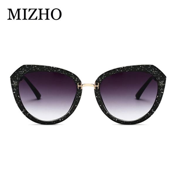 Atacado moda cat eye sunglasses mulheres designer de marca do vintage óculos  de sol feminino 2019 635757bb9c