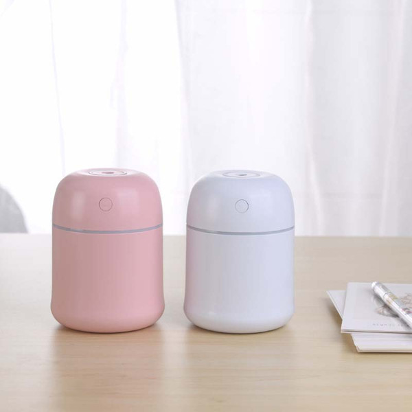 best selling 220ml Ultrasonic Essential Oil Diffuser Humidifier Aromatherapy USB Mini Essential Oil Diffusers Car Air Purifier Aroma Mist Maker Gifts