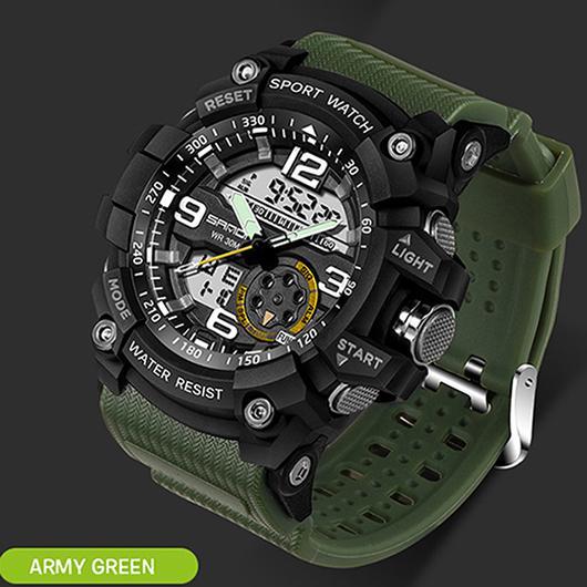 armygrün schwarz