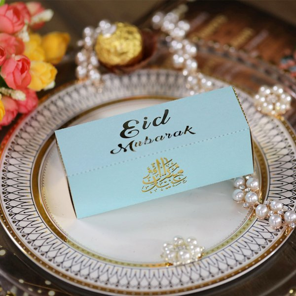 blau Eid Rechteck 12X4X4CM 20pcs