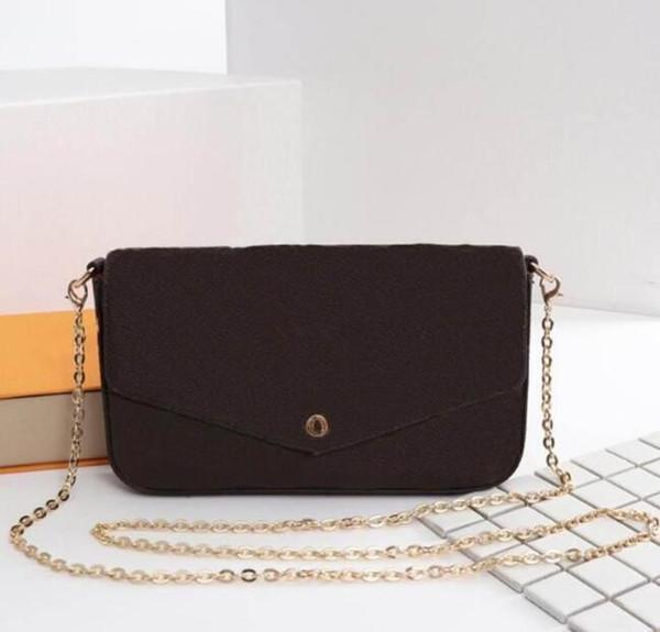 Новые LUXURY сумки Модные женские дизайнерские сумки на ремне Высококачественная брендовая сумка Размер 21/11/2 см Модель 61276