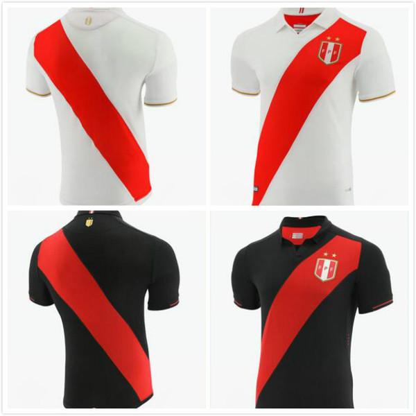Peru World Cup 2020 Jersey.2019 2019 Copa America Peru Soccer Jersey Football Jerseys Custom Name Number Peru 19 20 Guerrero Jersey Farfan Flores Football Sh From Ggg512 13 2