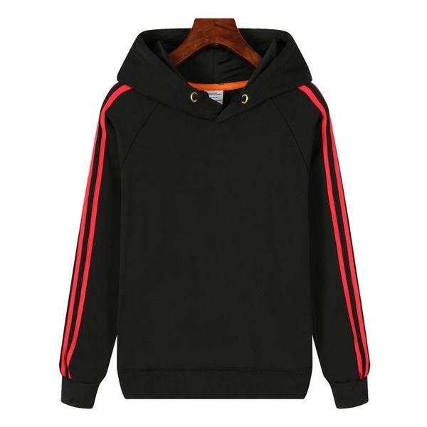 Black red stripe