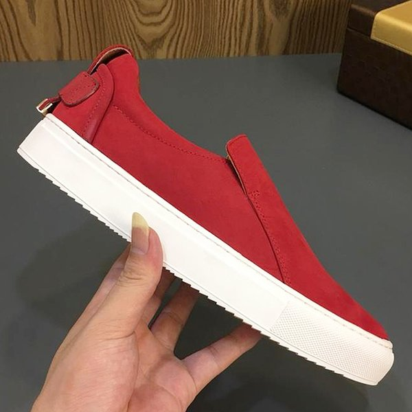 19 years of classic American luxury new leather men's casual shoes, flat soft leather designer men's outdoor driving flat shoes qg