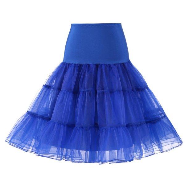 Royal Blue Petticoat