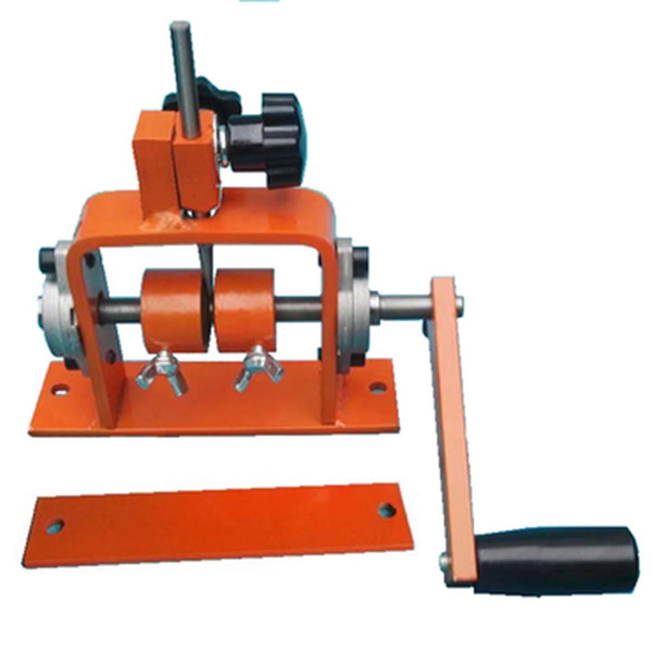top popular Manual Wire Cable Stripping Peeling Machine Cable Scrap Recycle Tool Copper Wire Stripper 2021