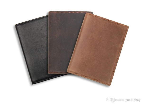 Travel Passport Bag, Dermal Certificate Bag, Air Ticket Clamp, RFID Protective Cover