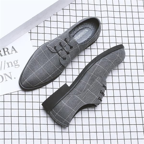 Men's Fashion Shoes in Summer 2019 Korean Edition Fashion British Business Men's Leisure Shoes