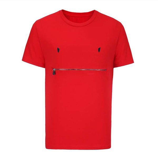 -FDT2-zipper vermelho
