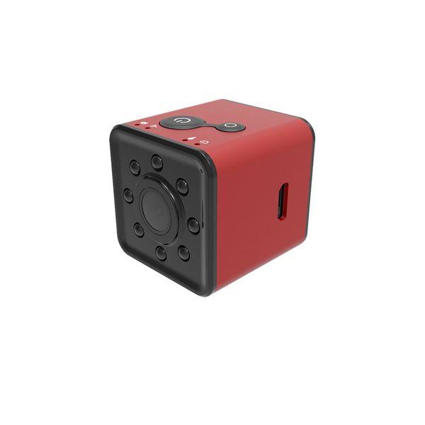 SQ13 Cámara Digital 4K Wifi Cámara a prueba de agua 1080 P Grabador de video HD Detección nocturna por infrarrojos Mini cámara Rotación de 155 grados