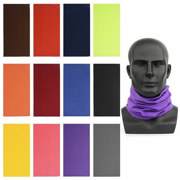 mixed solid scarf FY7026