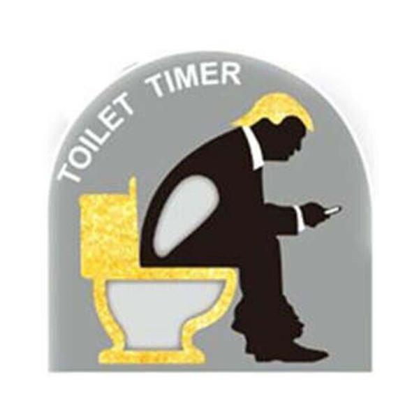 5 Minutes Salle De Bains Ornements Cuisine Minuterie De Sable Cadeau Maison Toilette Merde Sablier Rotatif Petit Bureau De Bureau Semi-circulaire Drôle Horloge